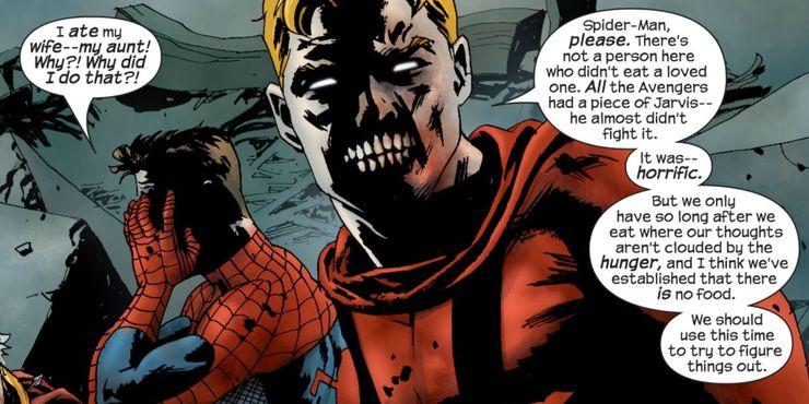 10 Saddest Tragedies In Marvel Zombies   CBR