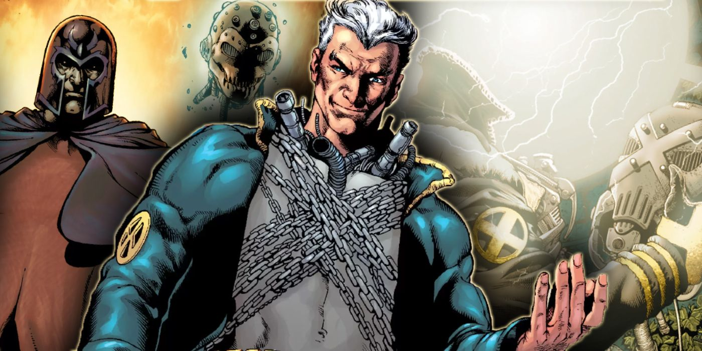 New X-Men: How Marvel Built Magneto's Xorn Reveal and Retconned It