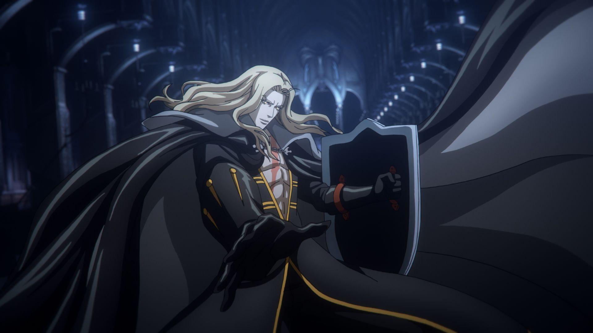 Castlevania mostra sua última temporada em um novo photoset 3
