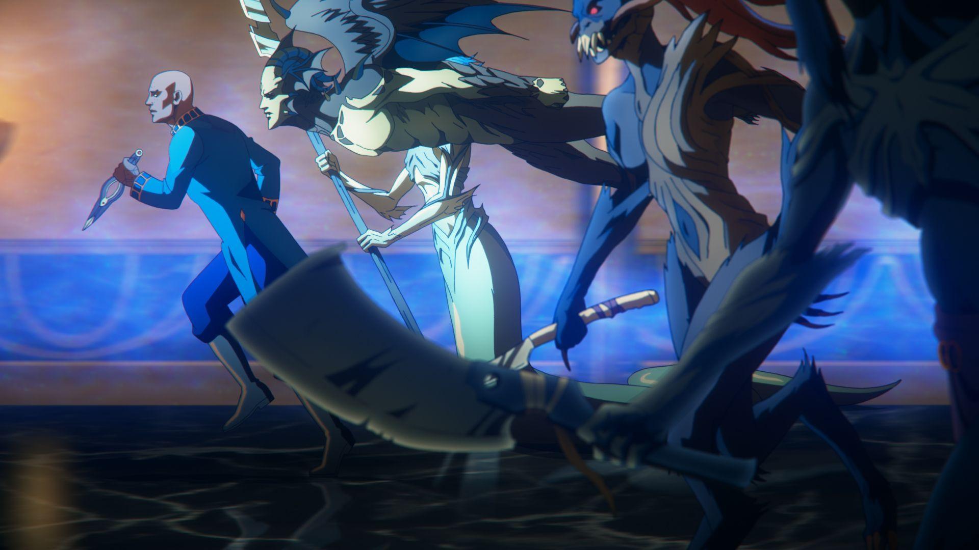 Castlevania mostra sua última temporada em um novo photoset 5
