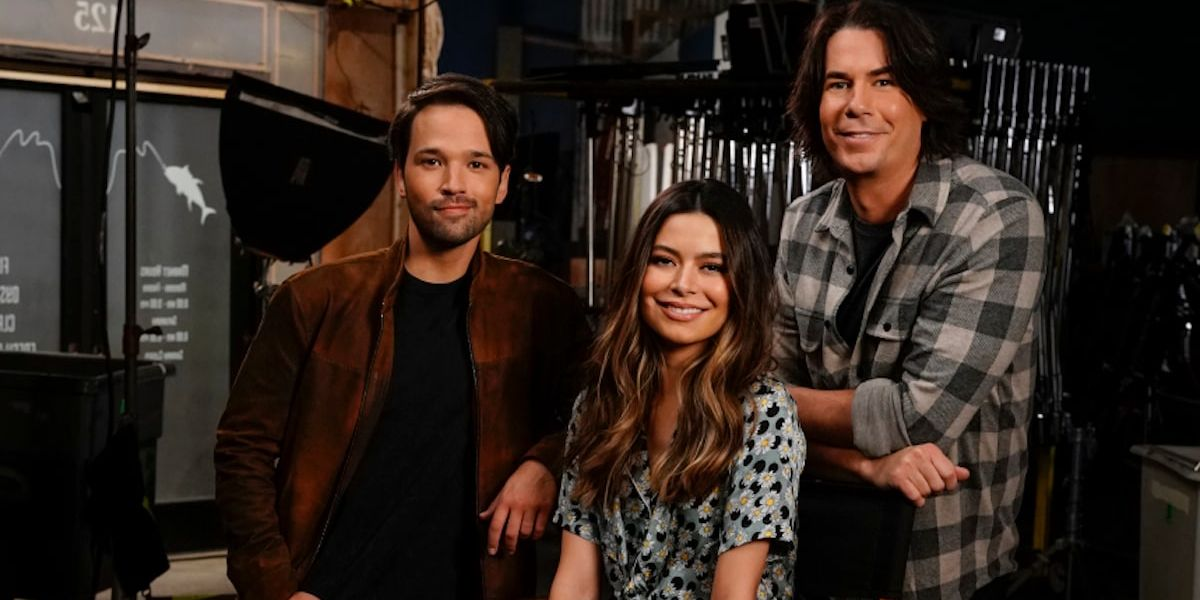 iCarly Reboots in First Paramount+ Trailer