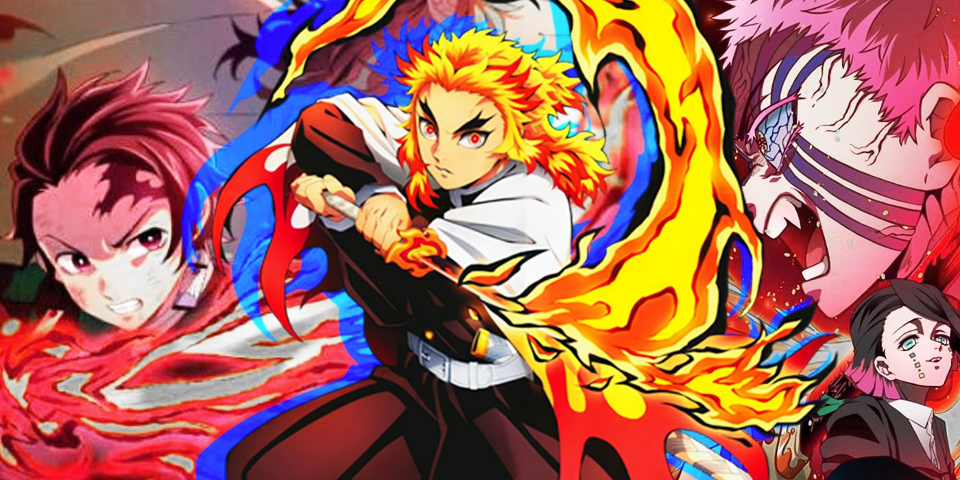 Funimation to Stream Demon Slayer The Movie: Mugen Train | CBR