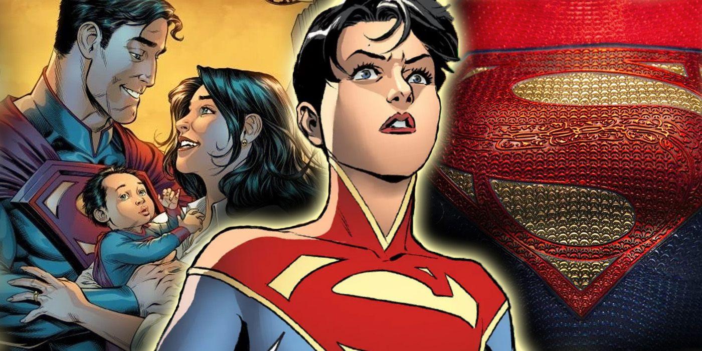 Supergirl: How Injustice's Lara Lane-Kent Predicted The Flash's DCEU Hero