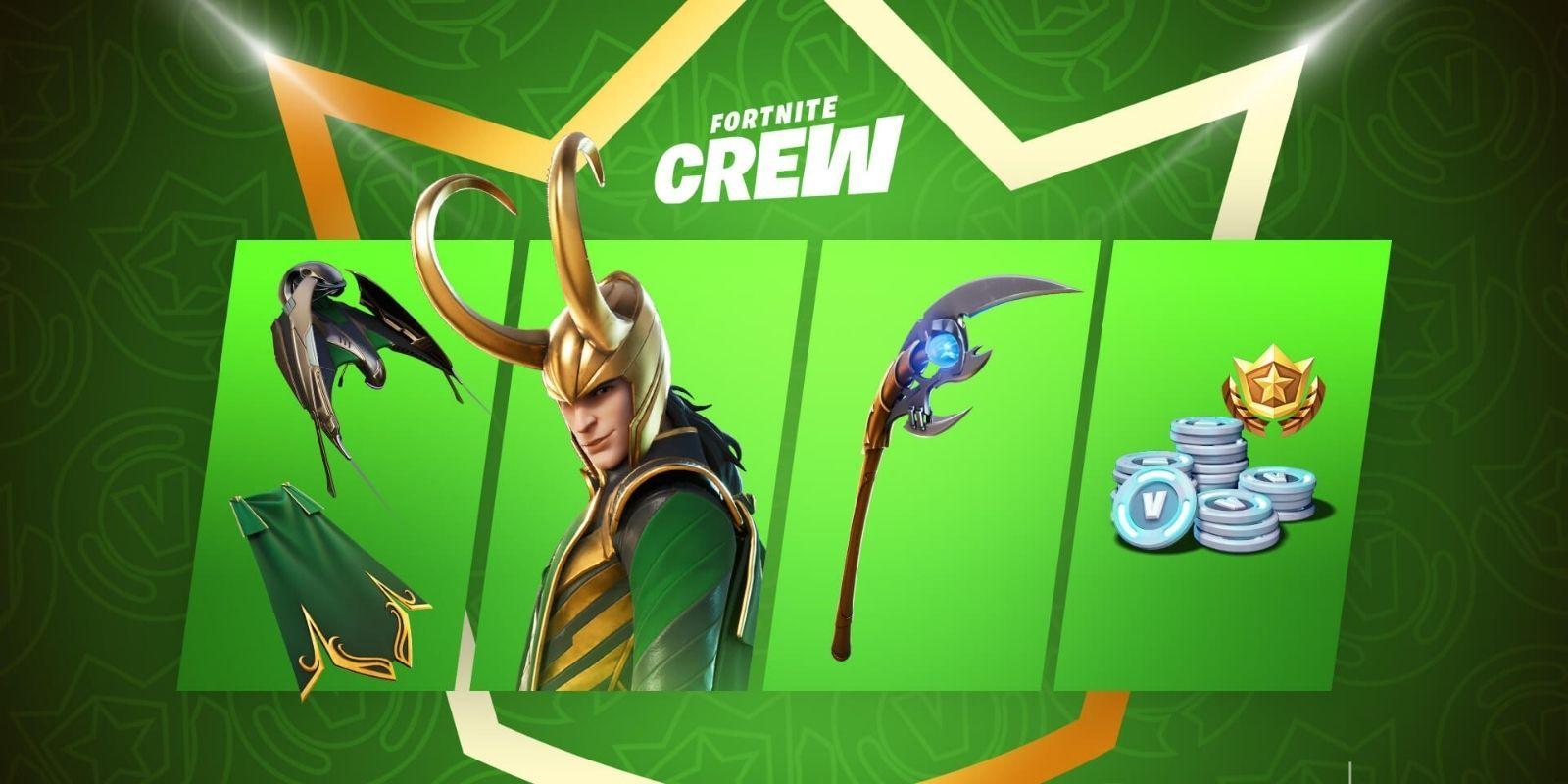 Fortnite And Lord Of The Flies Marvel S Loki Joins The Fortnite Crew Cbr