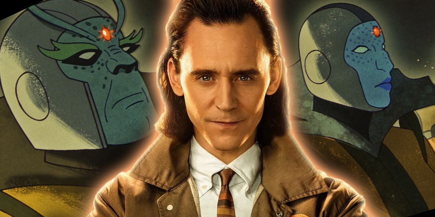 Loki: Who REALLY Created the Time Keepers | CBR
