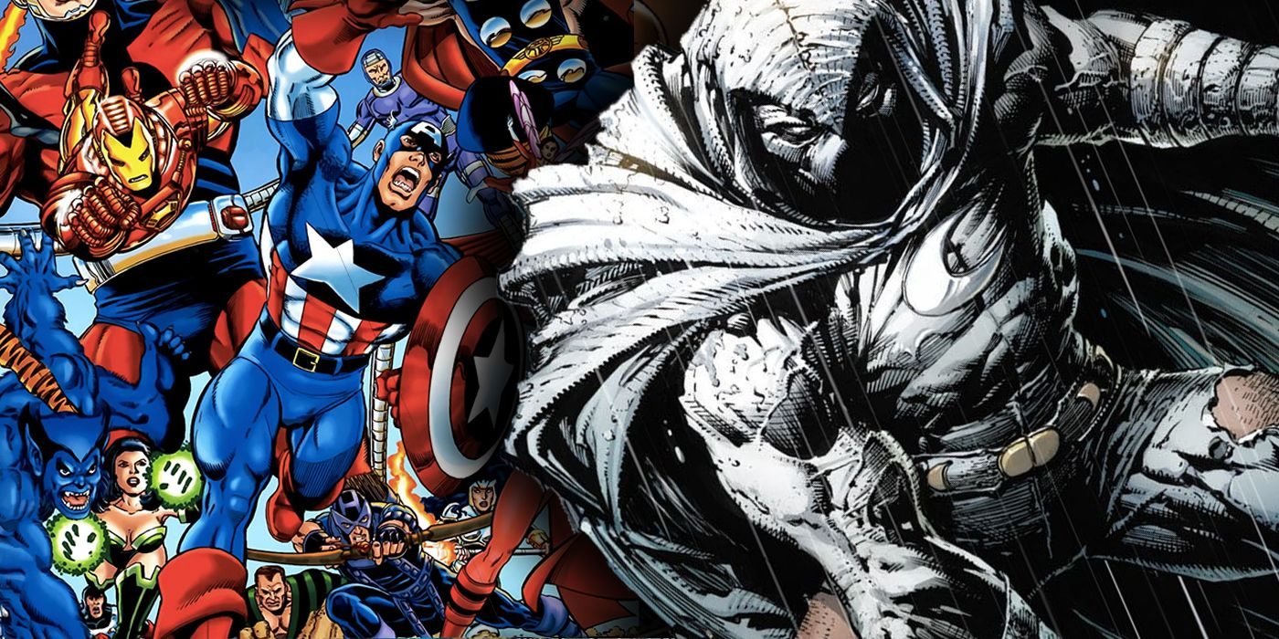 Moon Knight: How the MCU Hero Joined the Avengers | CBR