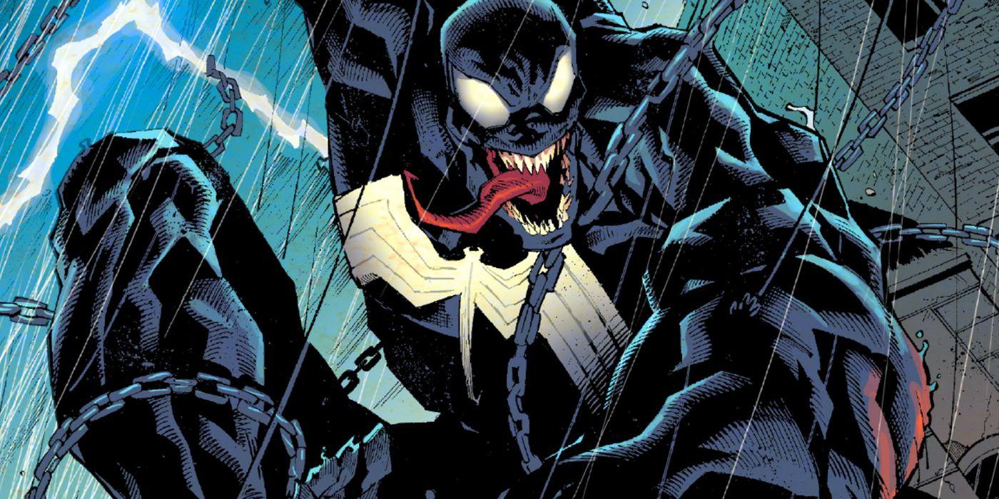 Marvel's New Venom Is a Familiar Symbiote Hero | CBR