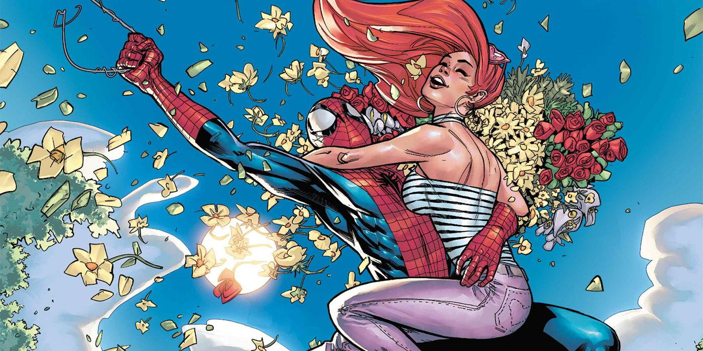 Amazing Spider-Man Says Farewell to Nick Spencer With 80-Page Issue