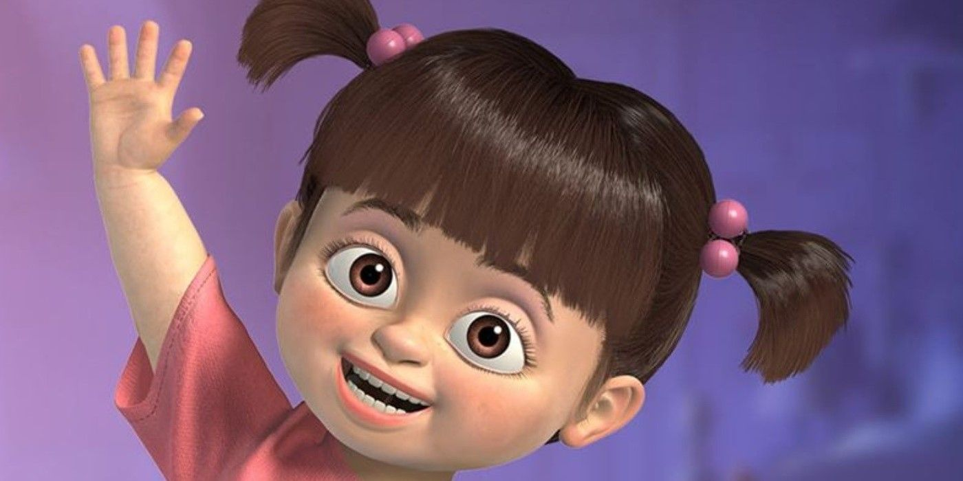 Monsters Inc.: What Is Boo's Real Name? | CBR