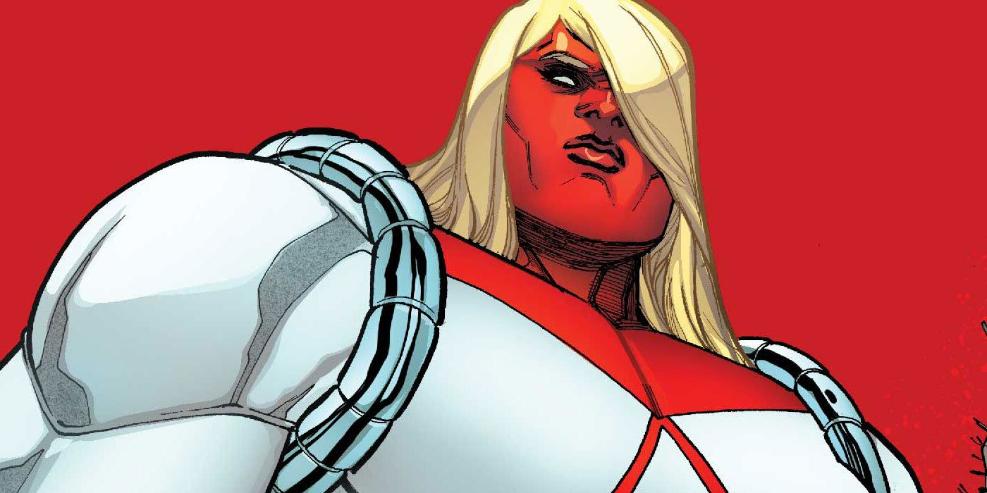 Marvel's She-Hulk Enters the Red Room to Become Winter Hulk This Fall