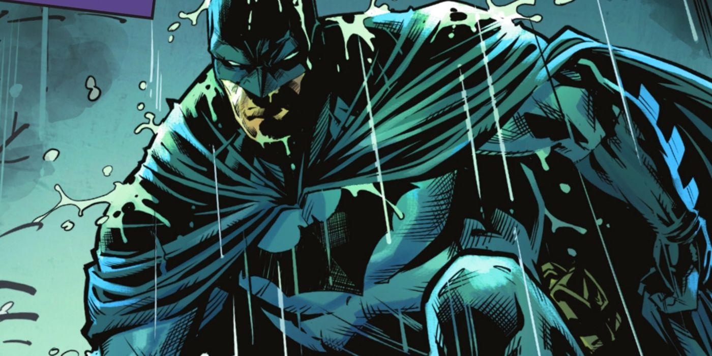 Batman: DC Just Killed One of Gotham City's Monstrous Villains