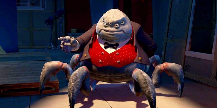 """Mr. Waternoose in """"Monsters Inc."""""""