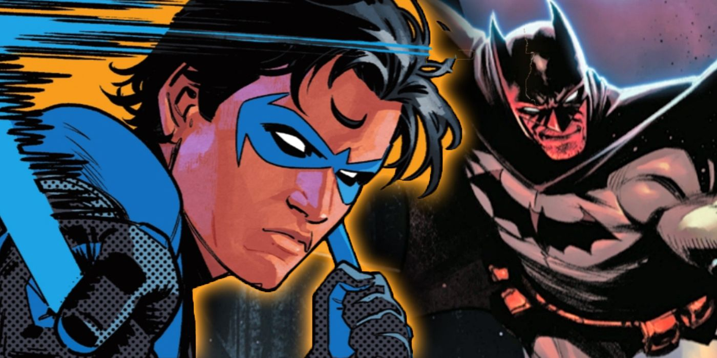 Nightwing's Tom Taylor Reveals a Callback to a Sentimental Batman Moment