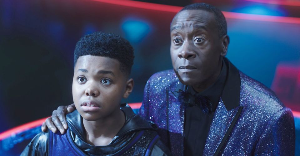 Space Jam: Don Cheadle's Villain Is the Best Thing About A New Legacy