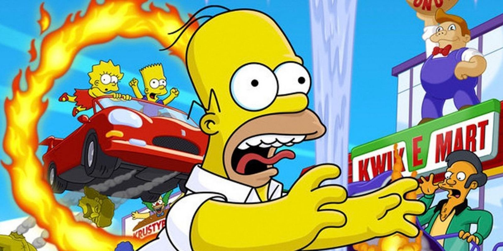 Simpson's Producer Wants a Hit & Run Remake as Much as You Do