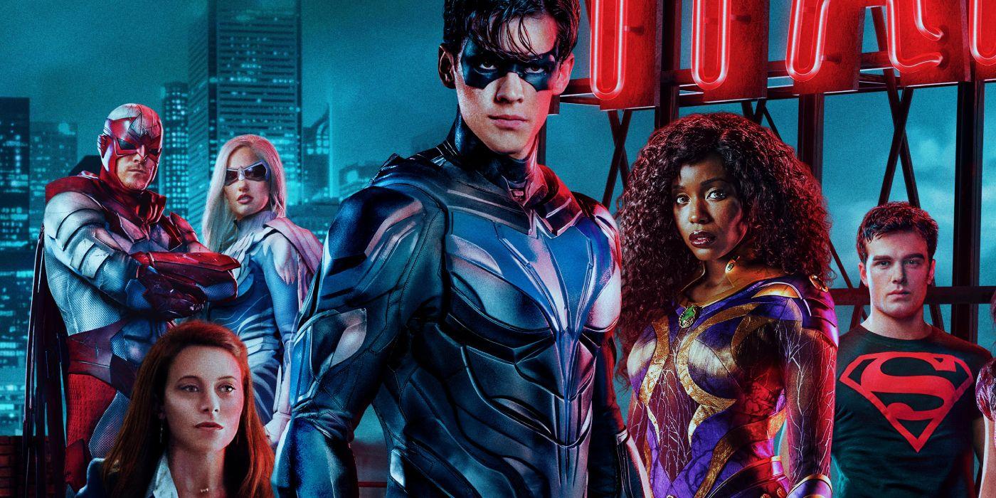 Titans: Season 3 Makes Hawk an Unlikely Leader | CBR