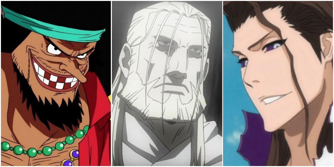10 Pemimpin Penjahat Terbaik Dalam Anime, Peringkat