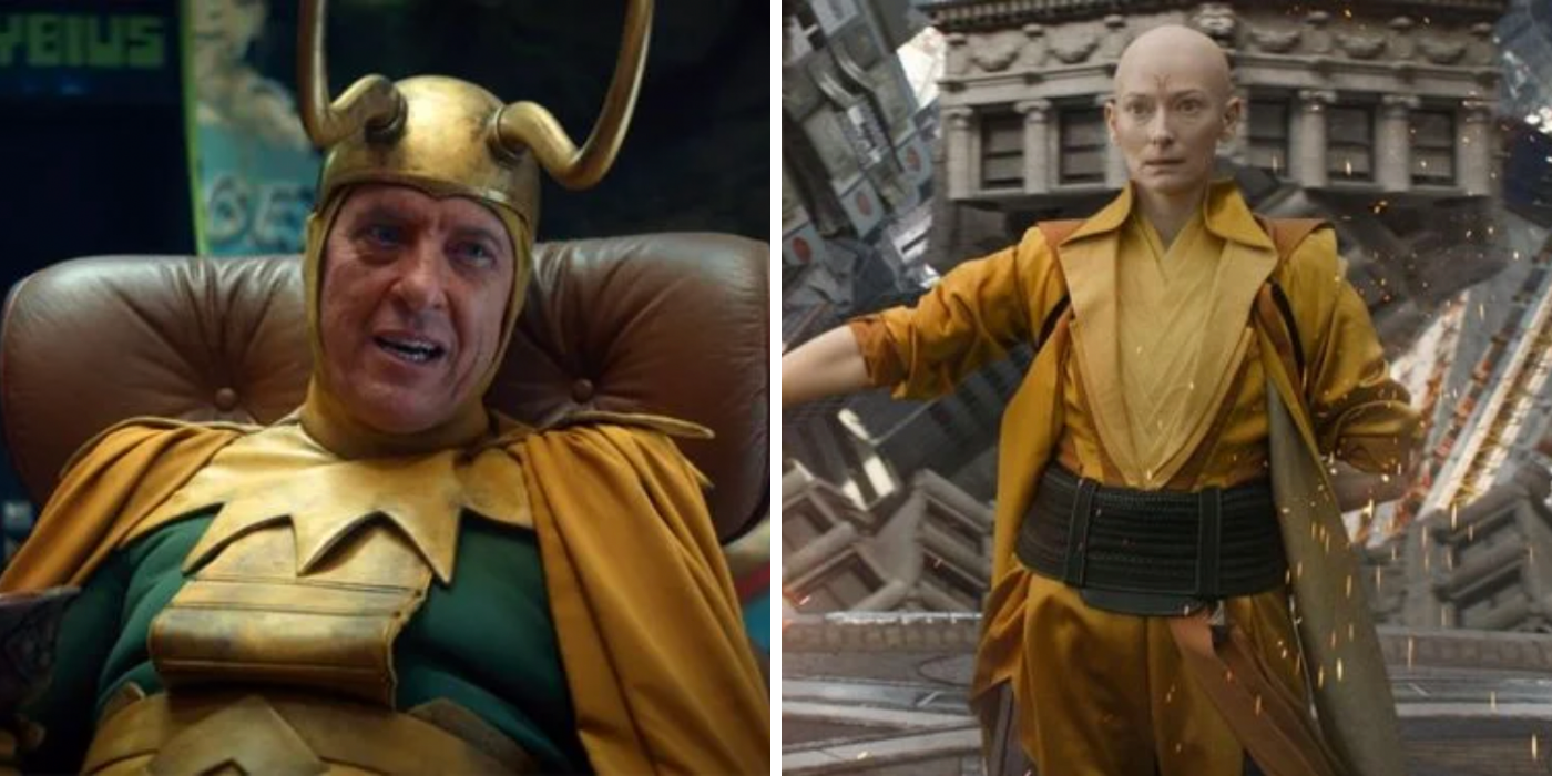 MCU: Every Magic User, Ranked By Power   CBR