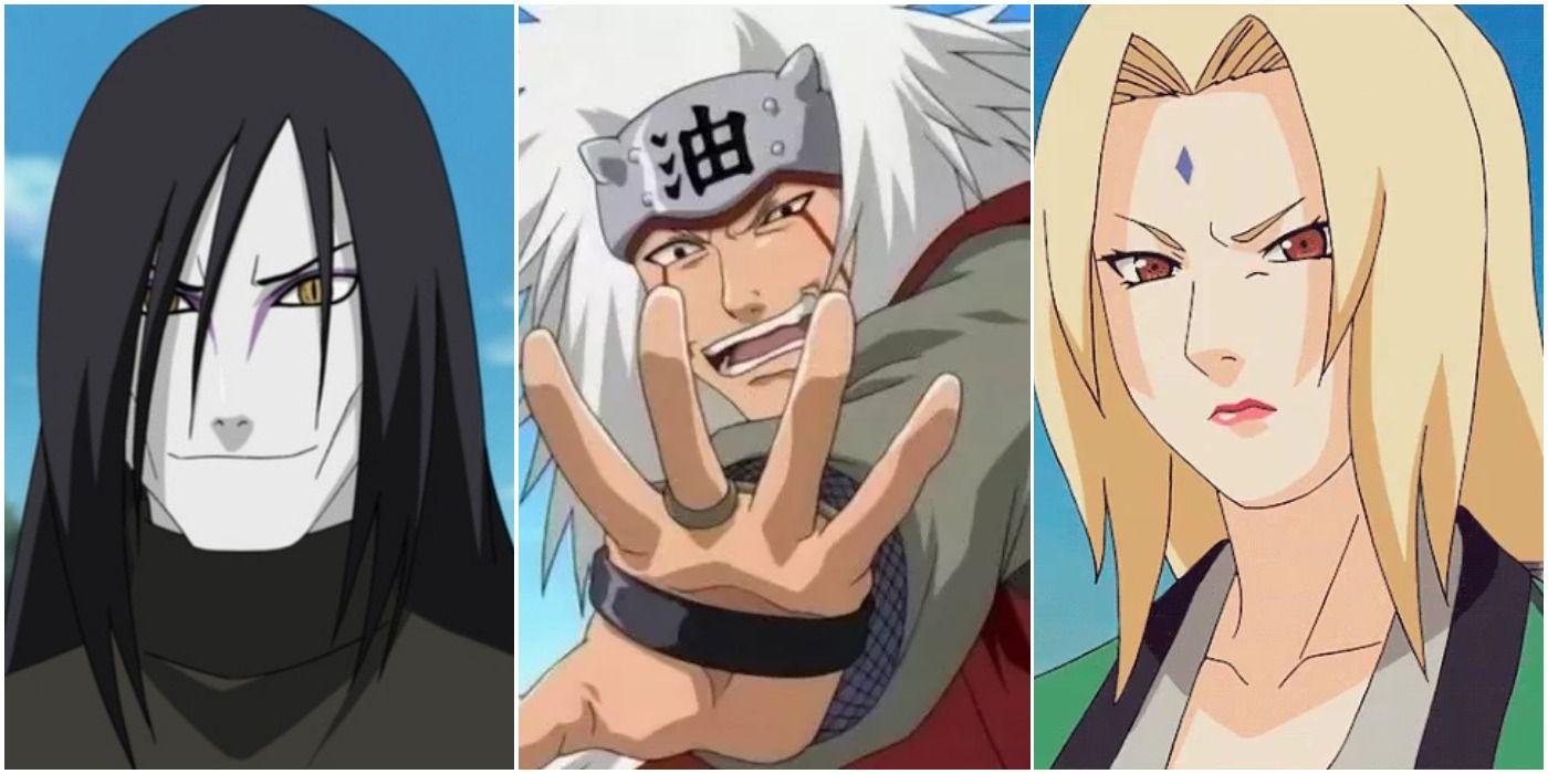 Naruto: The 10 Best Legendary Sannin Fights, Ranked   CBR