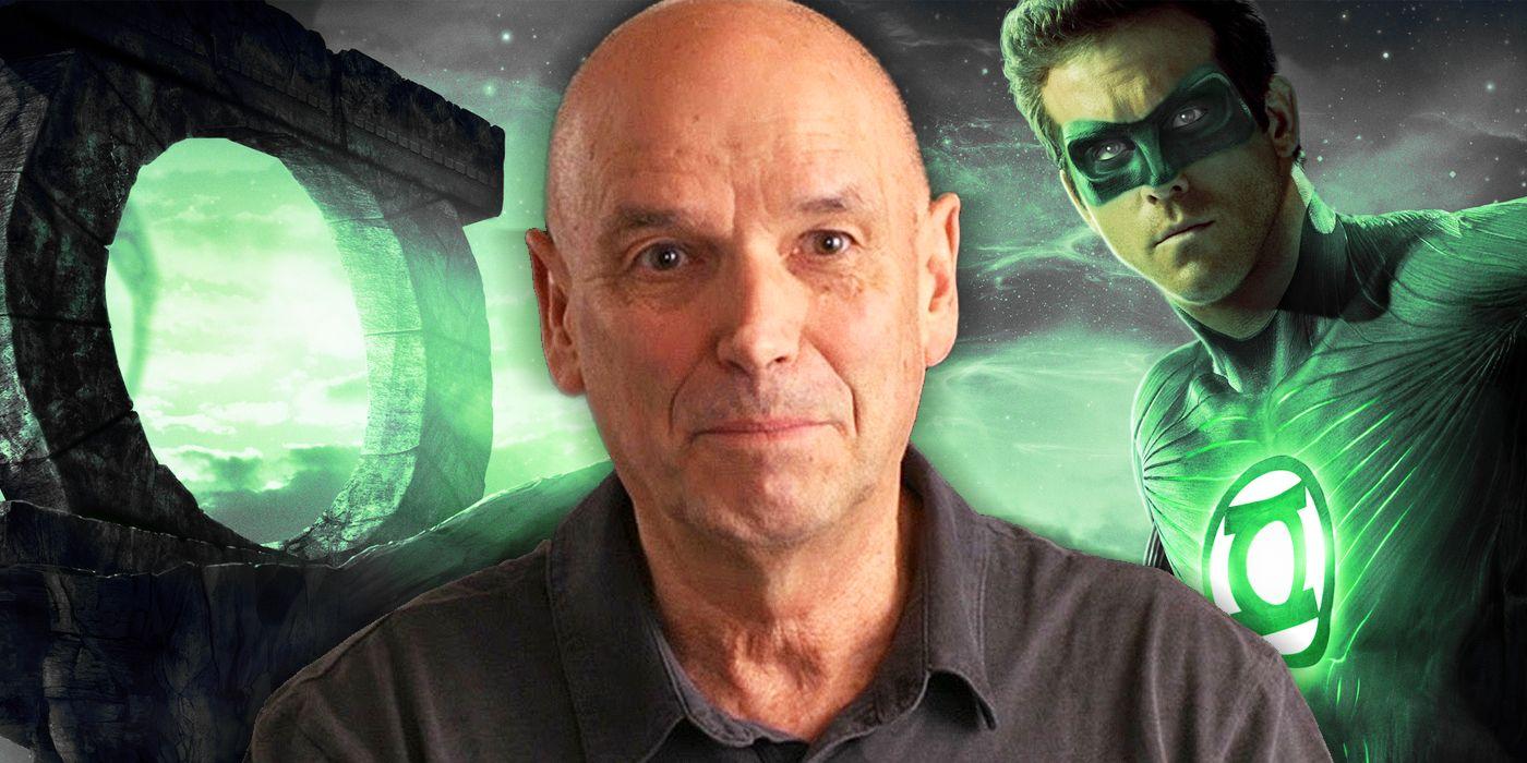 Martin Campbell Linterna Verde arrepentido DC Comics