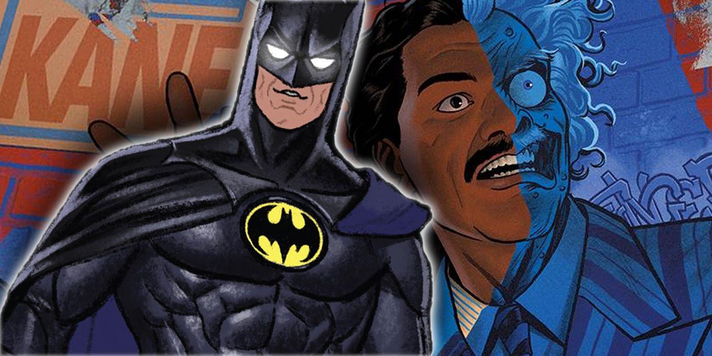 Batman '89: An Iconic DC Movie Villain Returns to Gotham City