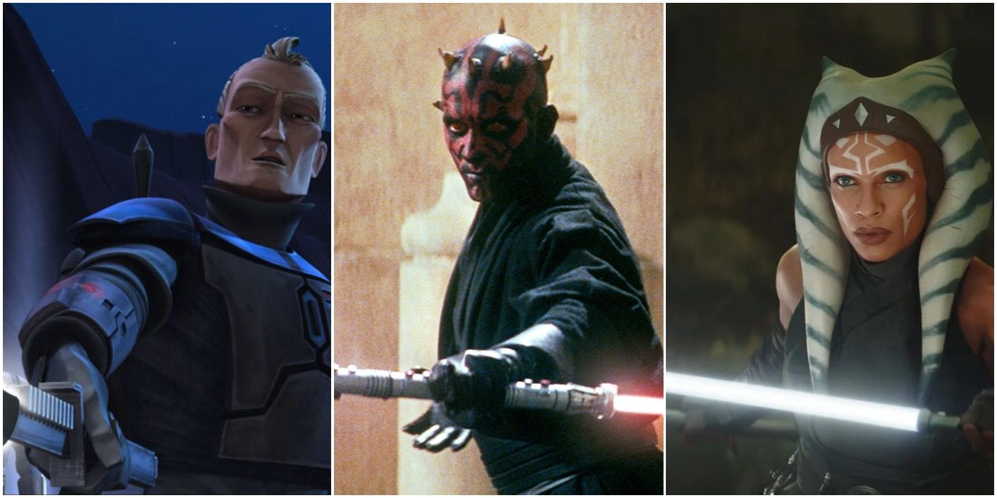 Star Wars: Every Character As Strong As Obi-Wan, Ranked | CBR