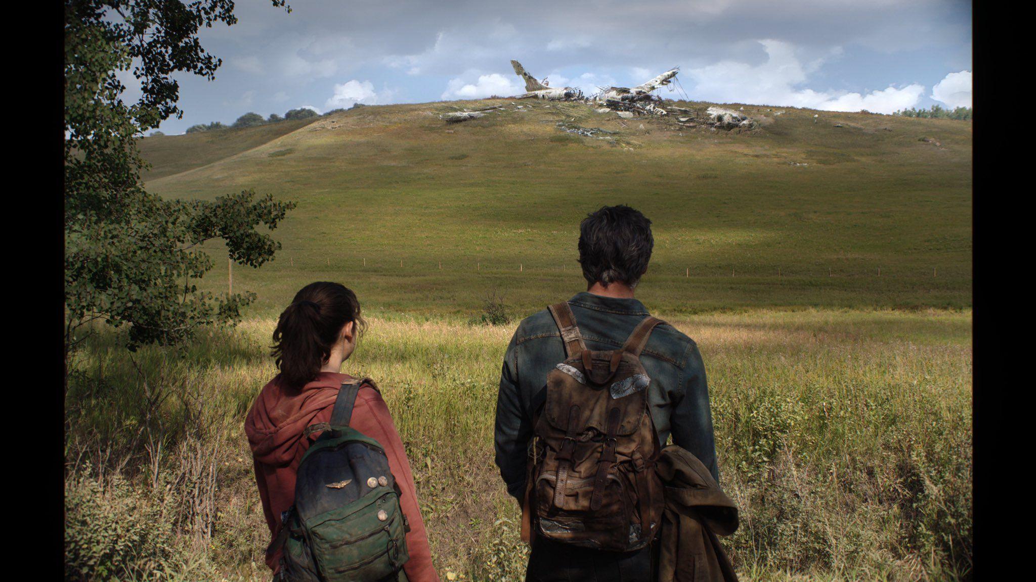 The Last of Us da HBO estreia Joel e Ellie na primeira foto oficial - Live Action 1