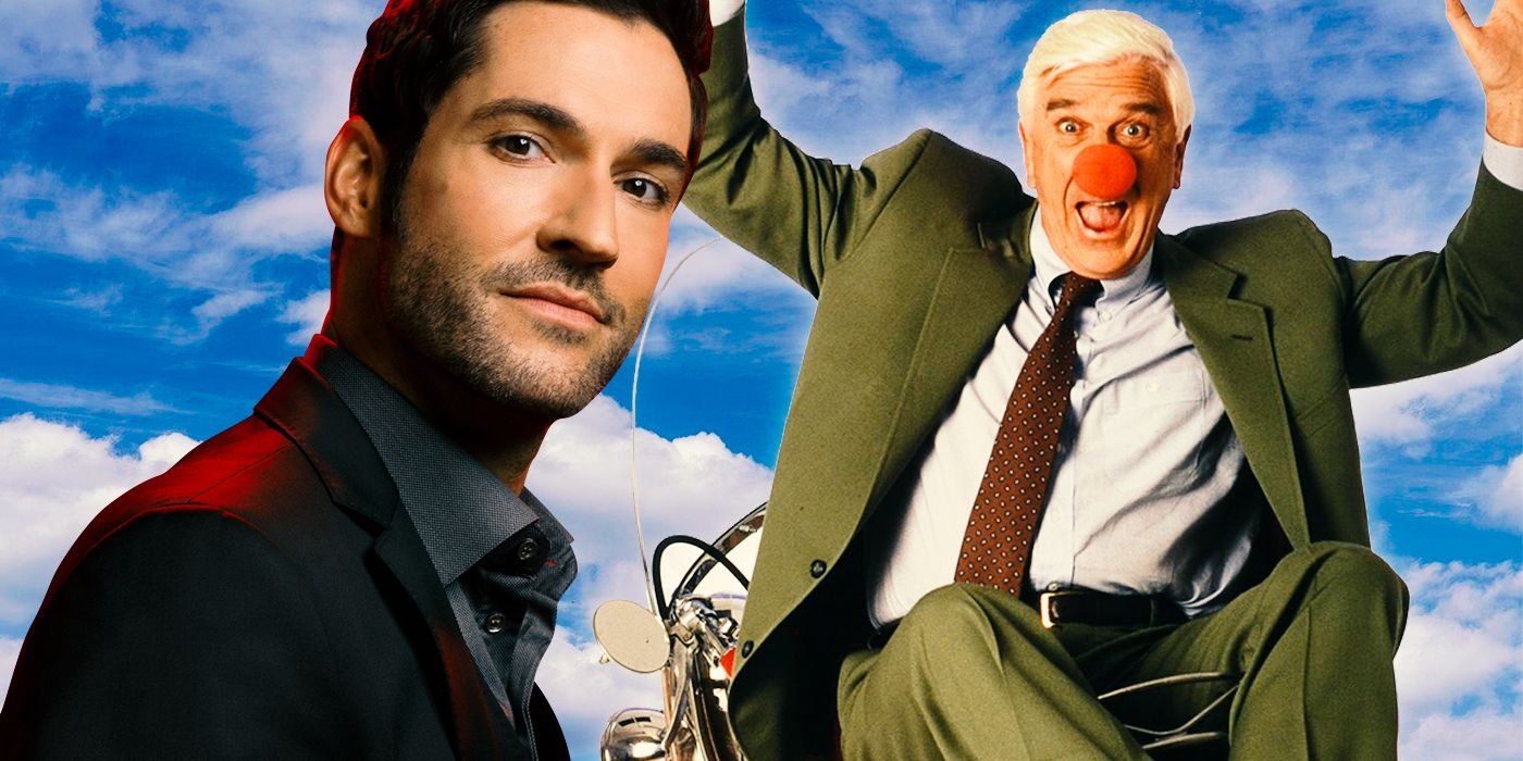 Lucifer Stars Are Interested in a Naked Gun-Esque Movie