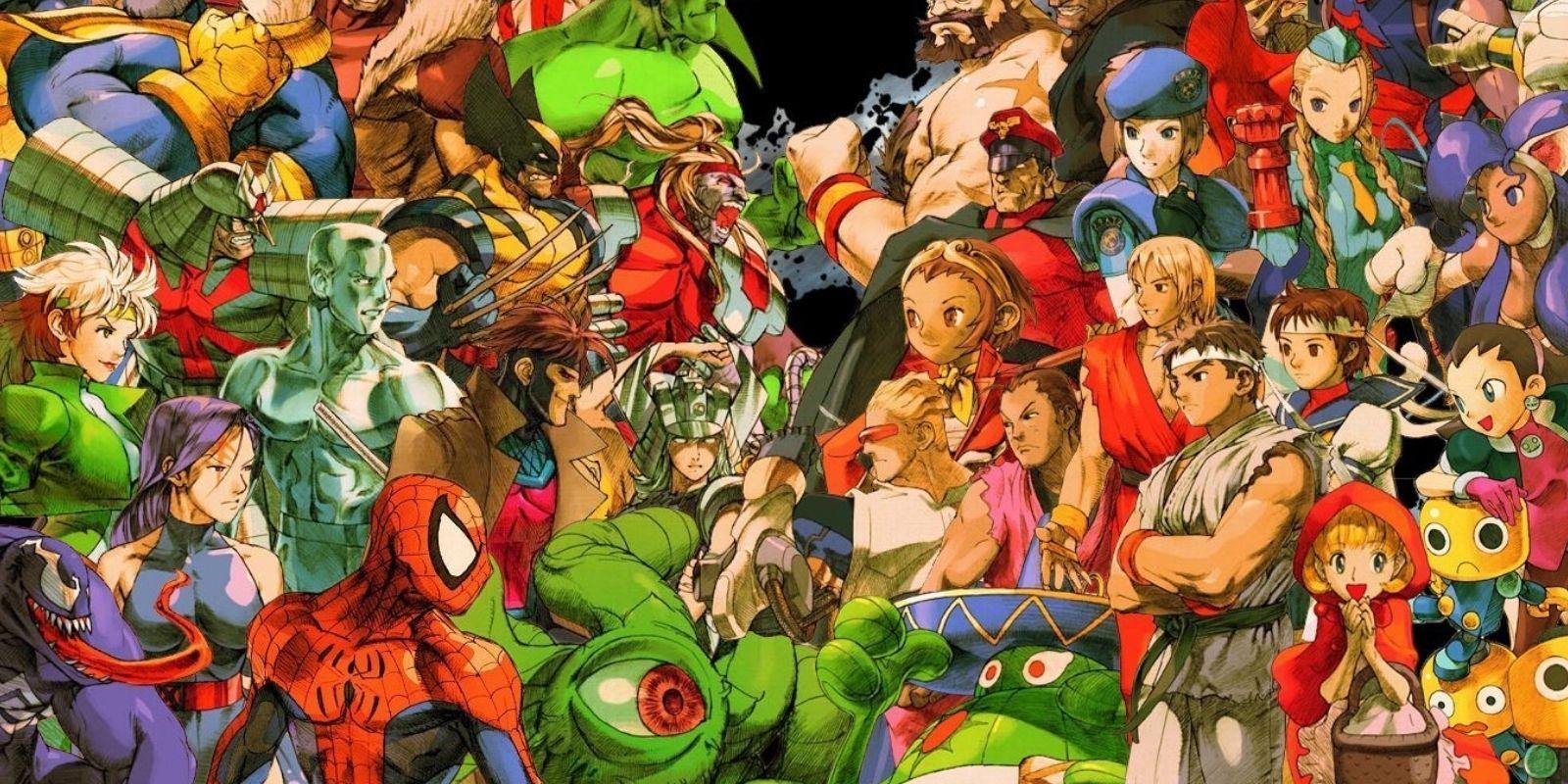 Marvel vs. Capcom 2 Remaster Is a Real Possibility   CBR