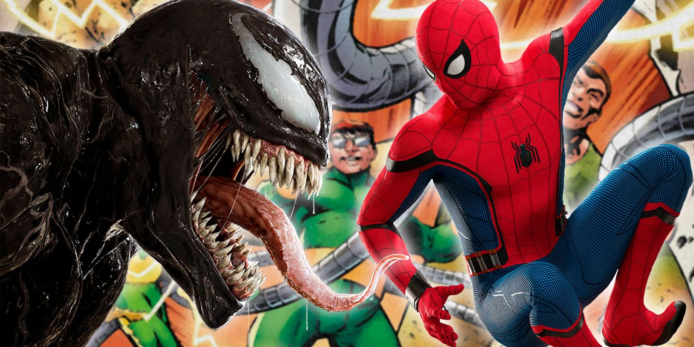 Sony's Long Term Spider-Man/Venom Plans Lead to Sinister Six Movie