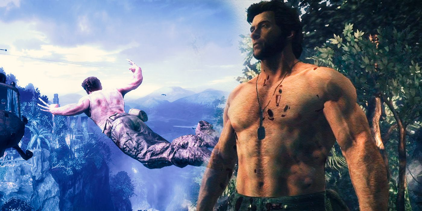 The Best Wolverine Game Ever Was Based on the Worst Wolverine Movie