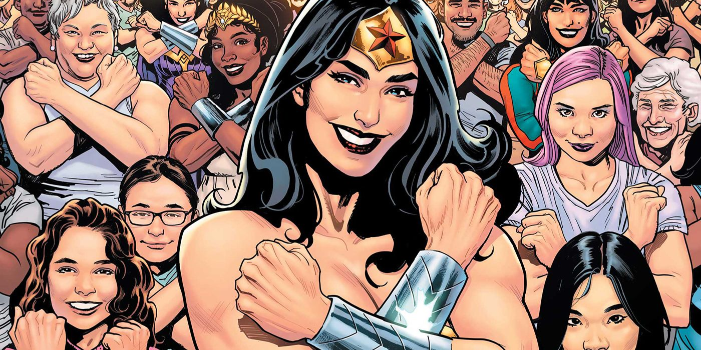 Wonder Woman Gets Induction Into Comic-Con Character Hall of Fame