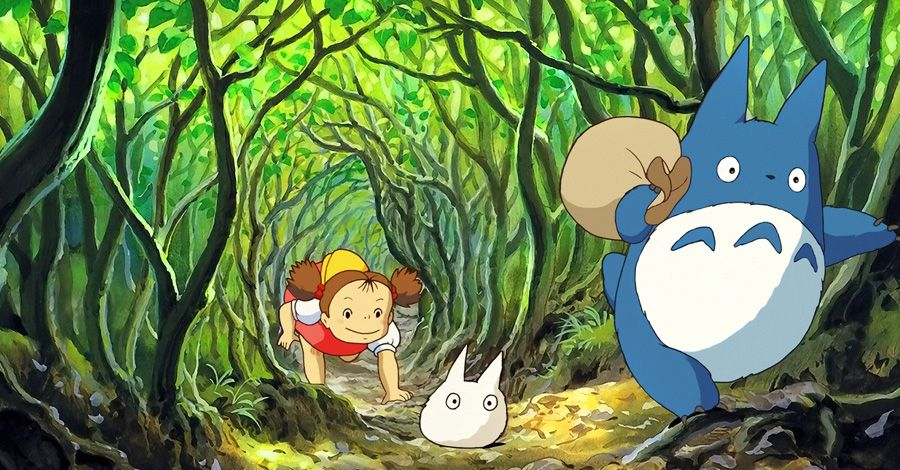 My bad neighbor Totoro? Man says anime inspired him to steal