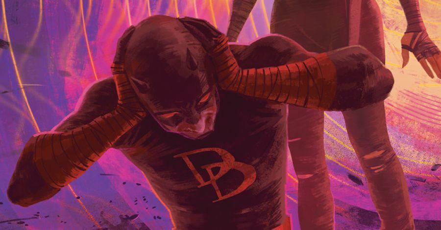 """PREVIEWS: """"Daredevil,"""" """"Uncanny X-Men,"""" & More Marvel Comics On Sale August 3, 2016"""