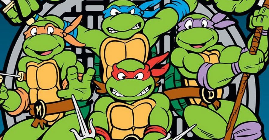 The Cowabunga Generation Meet Your Middle Aged Mutant Ninja Turtles