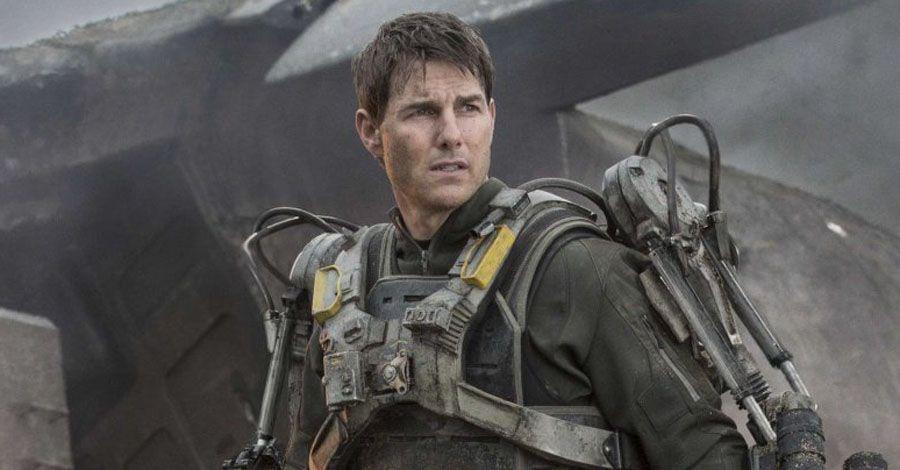 Tom Cruise Reunites Wi...